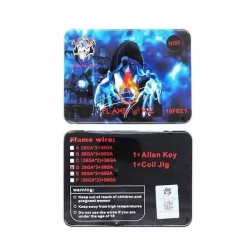 demon killer flame wire ni80 26gax3+38ga