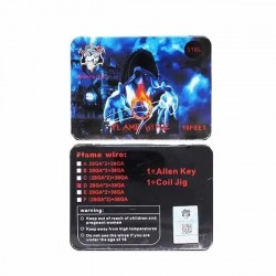 demon killer flame wire 26gax3+38ga