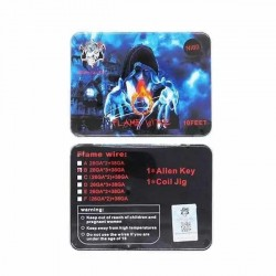 demon killer flame wire 28gax3+38ga ni80