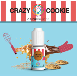 crazy cookie nova e-liquides