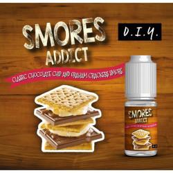 classic chocolate smores addict aroma 10ml