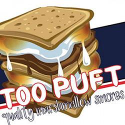 too puft logo