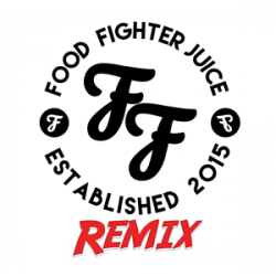 food fighter juice remix logo
