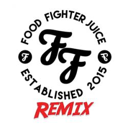 food fighter juice remix logo