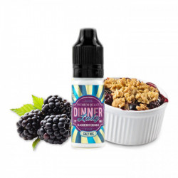 blackberry crumble dinner lady 30ml