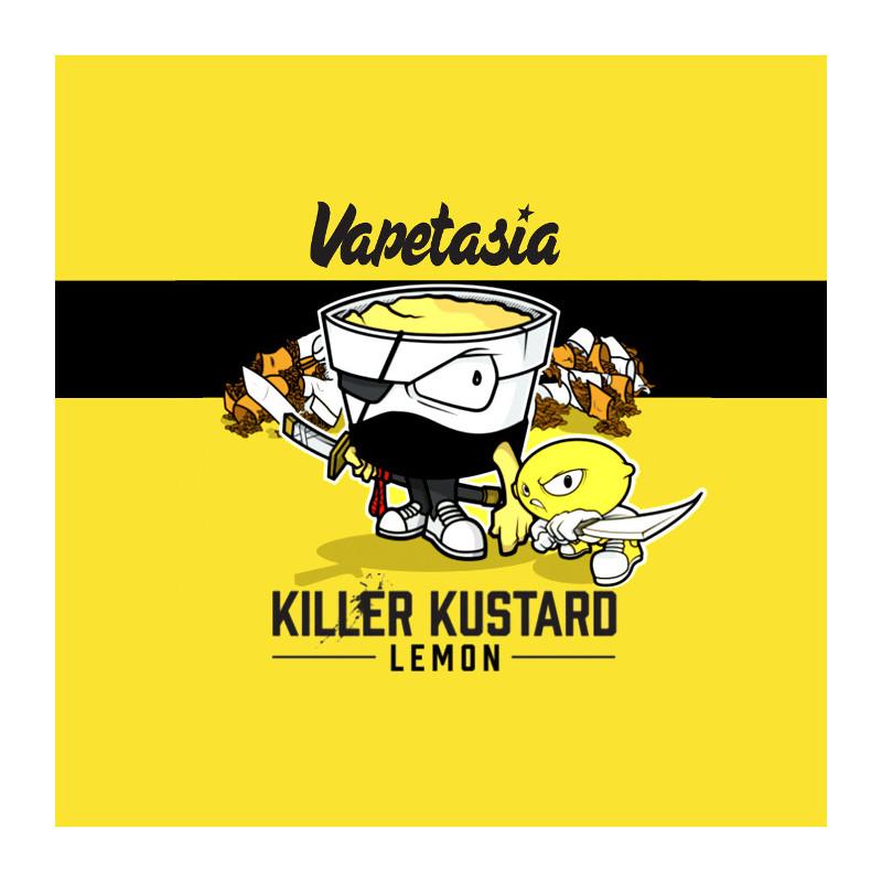 vapetasia killer kustard lemon 30ml