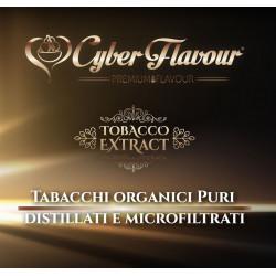 cyber flavour estratti di tabacco 12ml