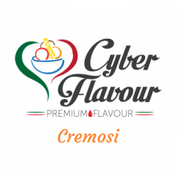 cyber flavour aromi cremosi 10ml