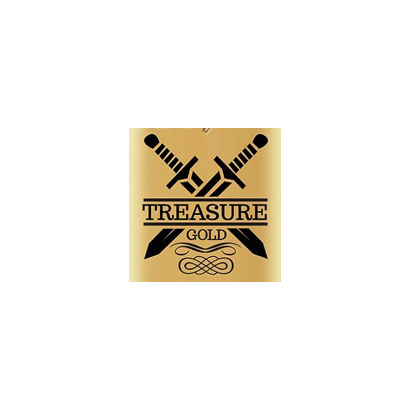 treasure gold di aromazon logo