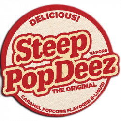 steep vapors logo