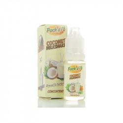 coconut milkshake pack à l'ò aromi 10ml
