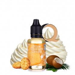 nice cusard cream chefs flavours aroma concentrato 30ml prodotto in inghilterra