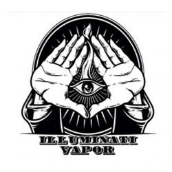 illuminati vapor logo