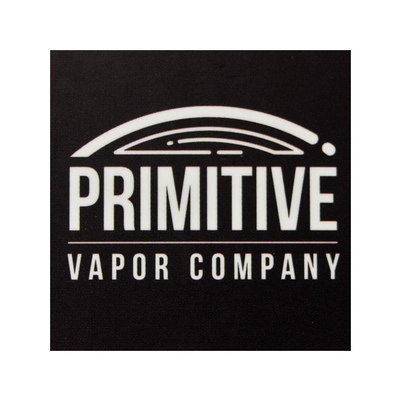 primitive vapor company logo