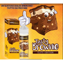 tasty brownie aroma scomposto 20ml svapo next