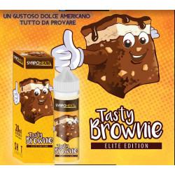 tasty brownie aroma scomposto 20ml svapo next
