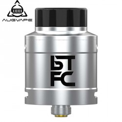 BTFC Augvape RDA silver