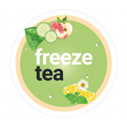 freeze tea logo