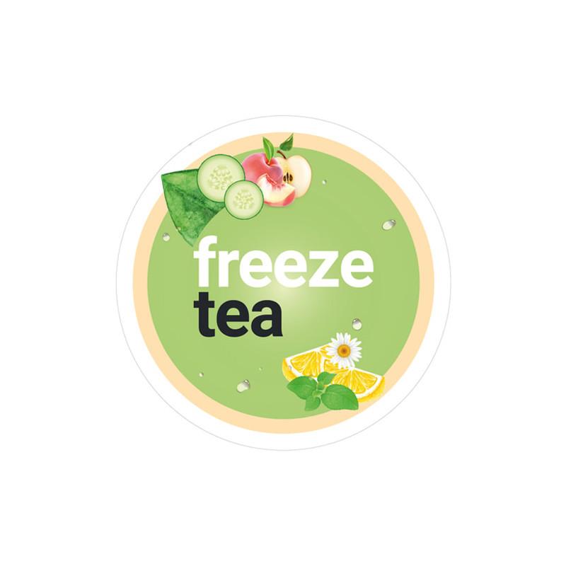 freeze tea logo