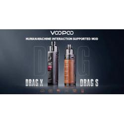 voopoo drag s drag x