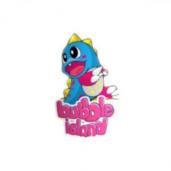 bubble island logo