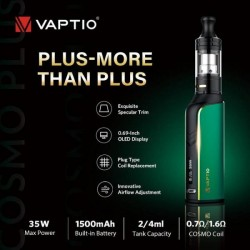 cosmo plus vaptio