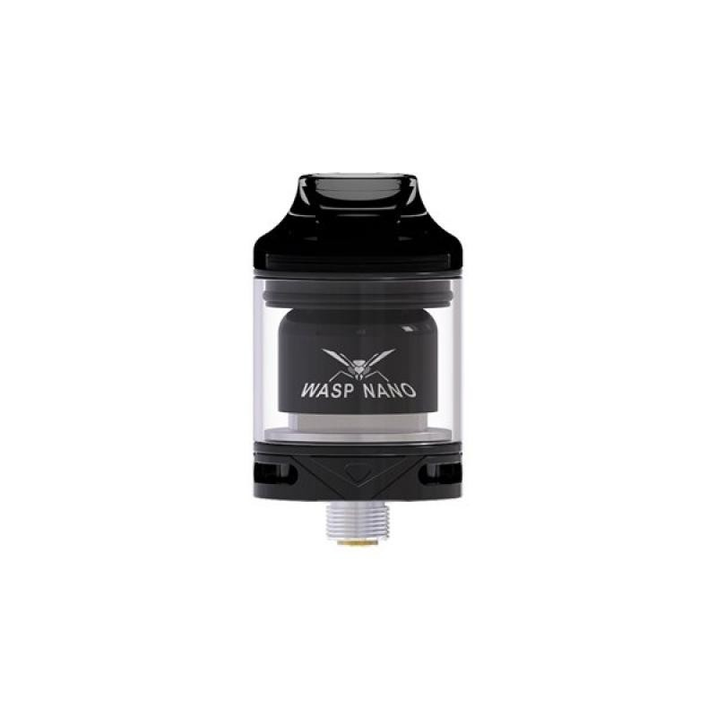 wasp nano RTA 23mm oumier black