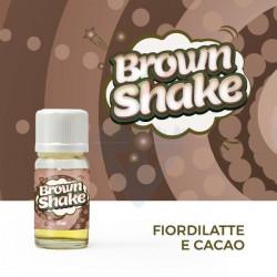 super flavour aroma 10ml brown shake