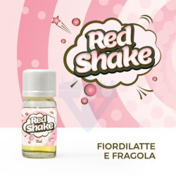 super flavour aroma 10ml red shake