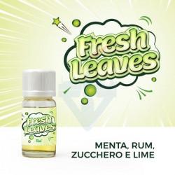 super flavour aroma 10ml fresh leaves