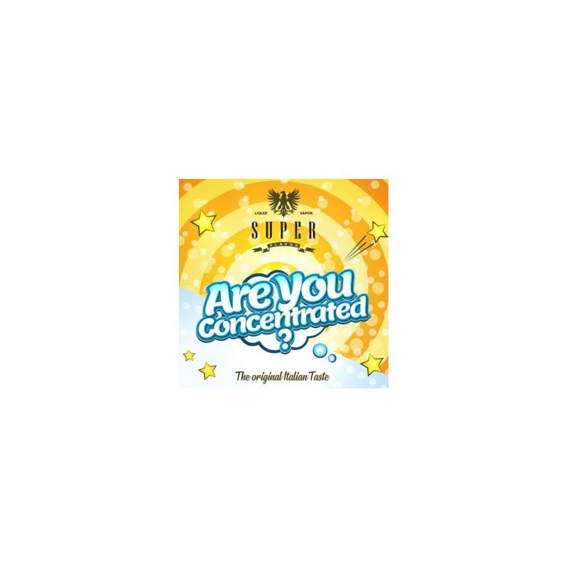 super flavour aromi 10ml