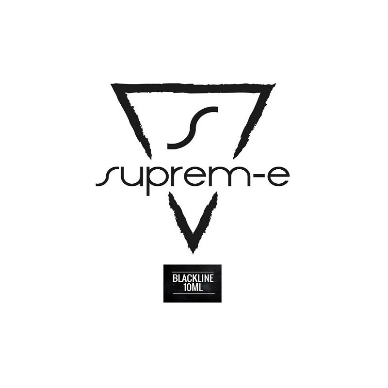 suprem e aromi 10ml blackline