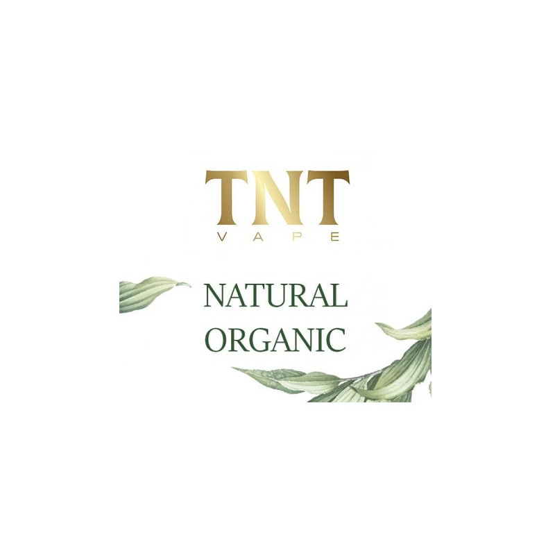 tnt vape aromi 10ml natural organic