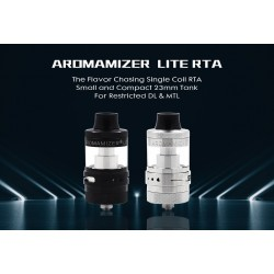 aromamizer lite steam crave